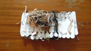 Renoir needlepoint floss