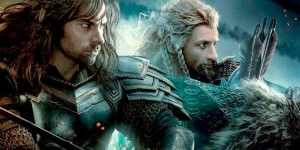 The Battle of the Five Armies Fili and Kili