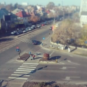 Tilt Shift Instagram
