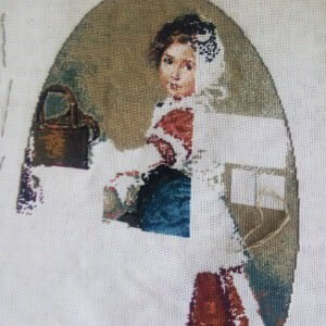 Needlepoint Project