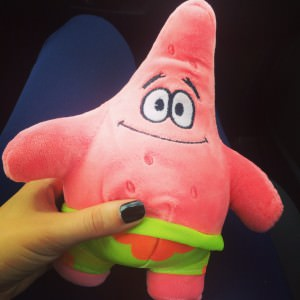 Patrick from Spongebob