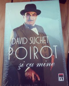 David Suchet: Poirot and me